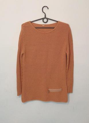 Свитер джемпер пуловер акрил s-m