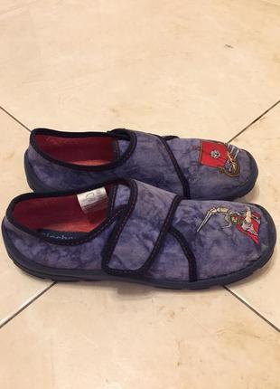 Тапочки туфли летние