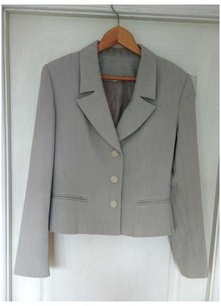 Пиджак женский классический однобортный lilit