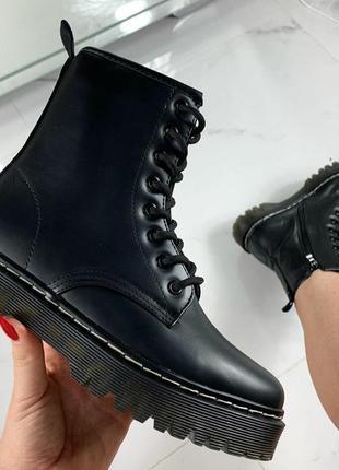Очень стильные ботинки от dr. martens