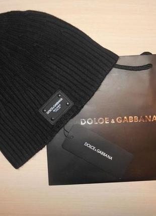 Продам шапку dolce & gabbana оригинал италия