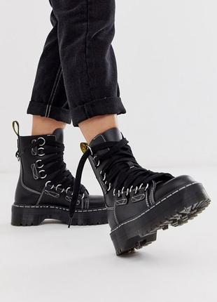 Dr. martens jadon xl ботинки 40