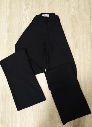 Брюки прямого кроя, классические брюки, офисный стиль