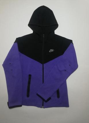 Зип-худи (кофта) nike tech-fleece