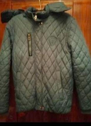 Куртка зимняя, очень теплая