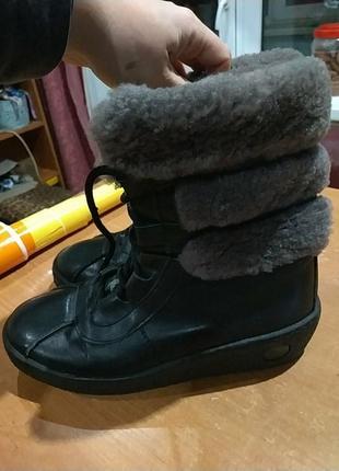 Зимние ботинки, 40й размер