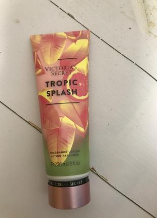 Tropic splash виктория сикрет парфумовний лосьйон