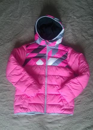 Новая куртка nike alliance пуховик зима s (128-137) и м (137-146) оригинал
