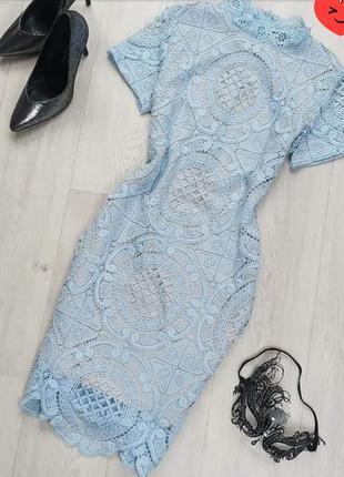 Гипюровое платье girl in mind