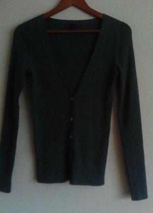 Фирменная кофта-свитер-джемпер-реглан от gap