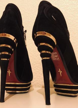 Cesare paciotti, чезаре пачотти, italy, оригинал, ботинки, ботильоны.