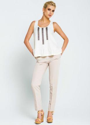 Модная блуза лён тм nenka в наличии. распродажа.