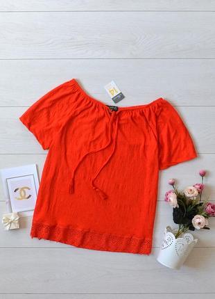 Красива блуза з кружевом primark