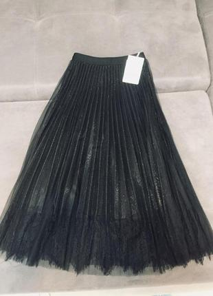Вечерняя юбка италия