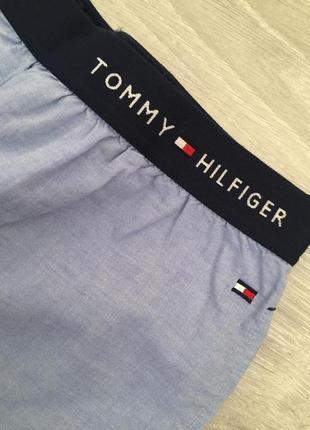 Штаны брюки от пижамы tommy hilfiger