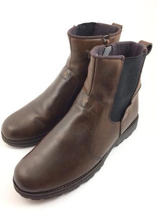 Timberland шкіряні черевики оригінал