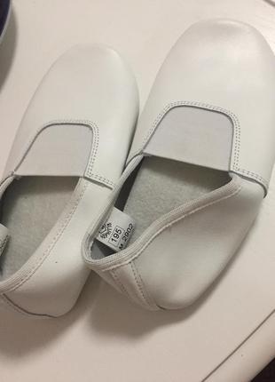 Чешки новые белые
