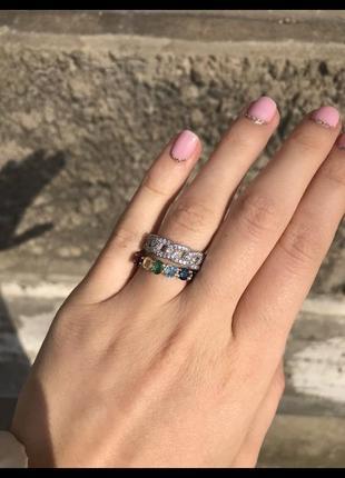 Каблучка колечко кольцо золото