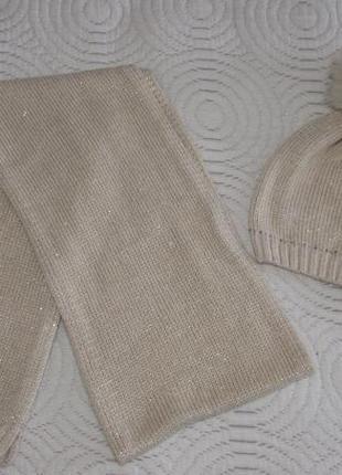 Набір mayoral шапка р. м і шарф