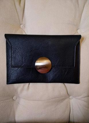 Стильная сумочка на пояс с экокожи.