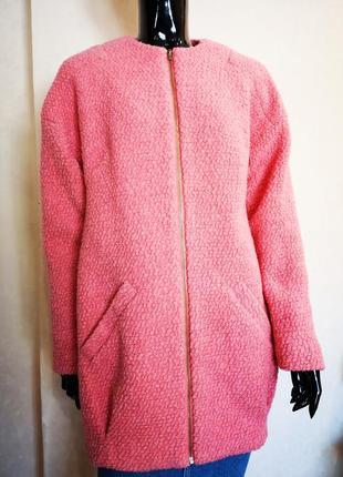 Atmosphere буклированное пальто теди тедди