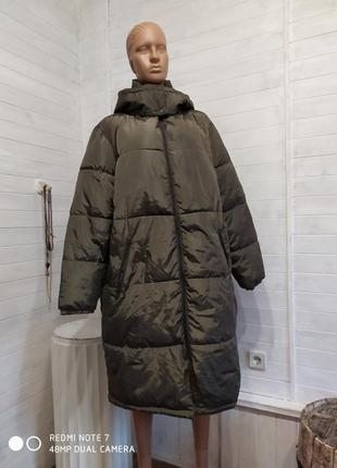 Пальто зимнее  oversize xl-5xl