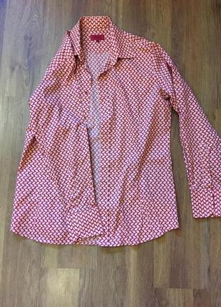 Классная мужская рубашка от hugo boss