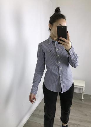 Стильная рубашка gant