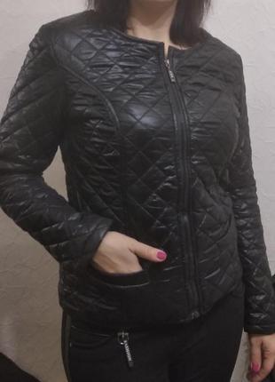 Куртка стёганая, весна