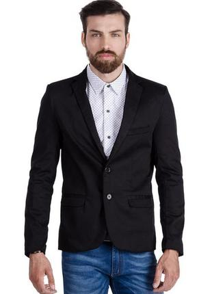 Original penguin хлопковый пиджак блейзер люкс-бренда, р.42r, xl