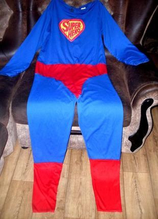 Костюм супергероя superhero маскарад косплей вечеринка