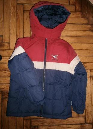 Курточка зима пухова
