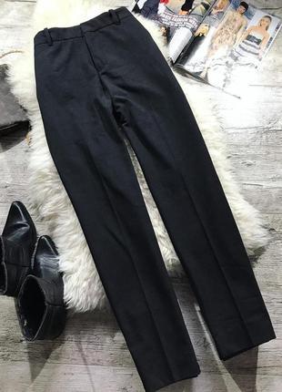 Стильные брюки zara, m