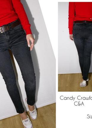 Стильные джинсики candy crawford (c&a)