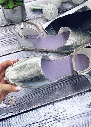 Стильные балетки, туфли marks&spenser 40