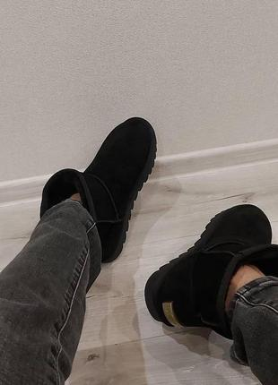 Зимние угги, ботинки