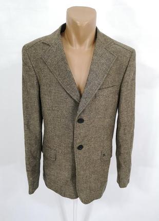 Пиджак стильный казуальный blend
