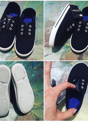 Мокасины обувь 17 см стелька