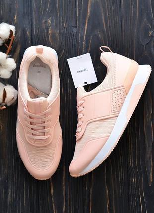 Стильные кроссовки bershka