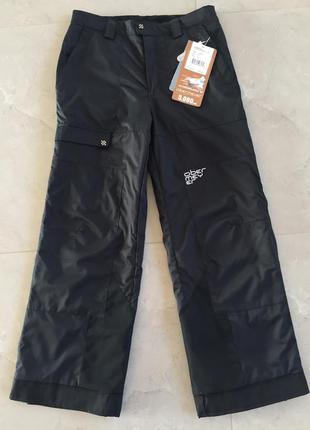 Зимние лыжные дутые штаны obermeyer на мальчика 14-16 лет, 156-162 см оригинал америка
