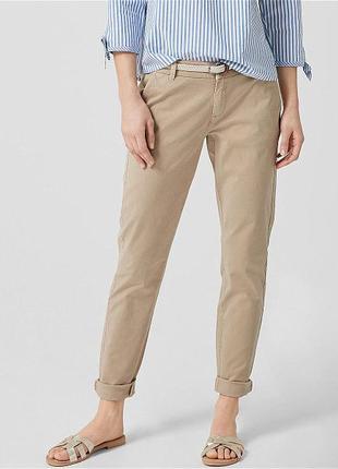 Бежевые брюки s.oliver