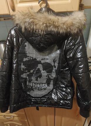 Куртка philip plein