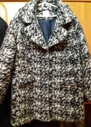 Супер теплое пальто