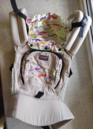 Слинг рюкзак love & carry