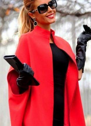 Удлиненные черные лаковые перчатки размер 8/ m-l