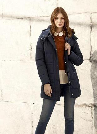 Мягусенькое куртка пальто еврозима р. евро 40 l 42 xl esmara германия