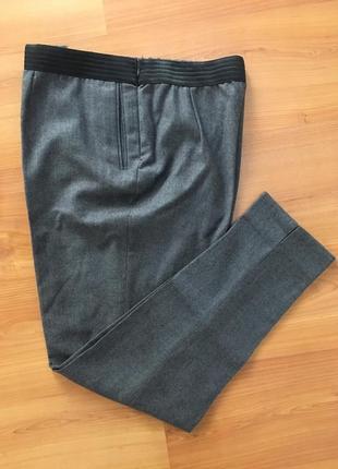 Итальянские плотные классические брюки р. 50-52
