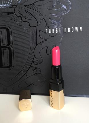Помада для губ bobbi brown luxe lip color bright peony 13 батч а77