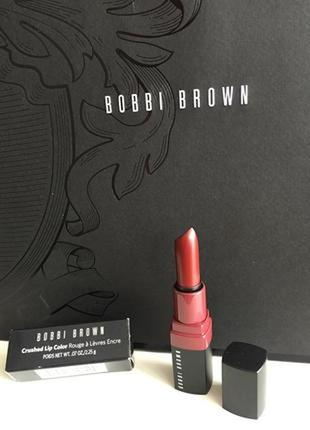 Помада для губ mini bobbi brown ruby 2,25 g батч а57