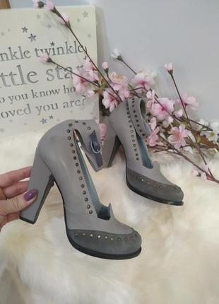 Дизайнерские туфли!!!
